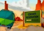 Cochiti reservation