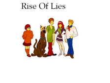 Rise Of Lies