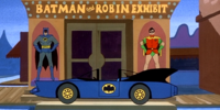 Batman and Robin Exhibit