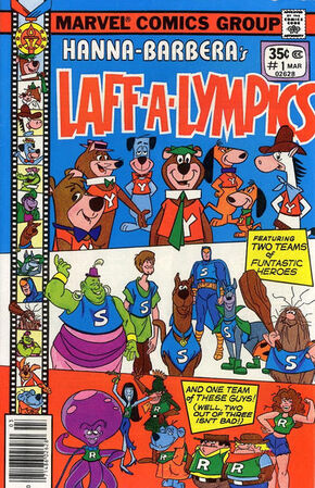 LaL 1 (Marvel Comics) front cover