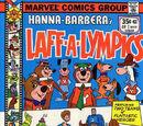 Laff-a-Lympics issue 1 (Marvel Comics)