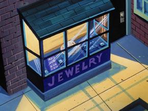 Jewelry shop (Twenty Thousand Screams Under the Sea)