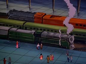 Train station (Where's Scooby-Doo)