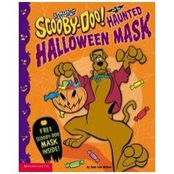 Haunted halloween mask