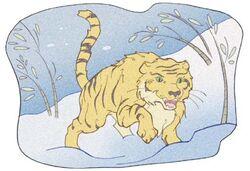 Tiger (The Fierce Samurai)