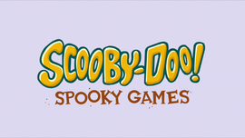 Spooky Games title card