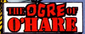 The Ogre of O'Hare title card