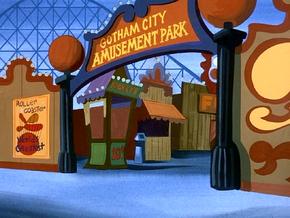 Gotham City Amusement Park