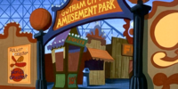 Gotham City Amusement Park