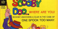 Scooby Doo... Where Are You! issue 3 (Gold Key Comics)