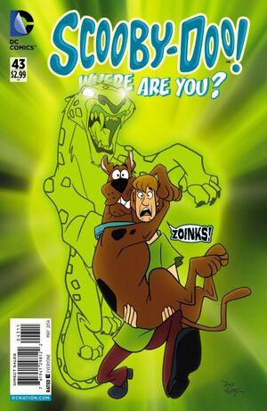 WAY 43 (DC Comics) front cover