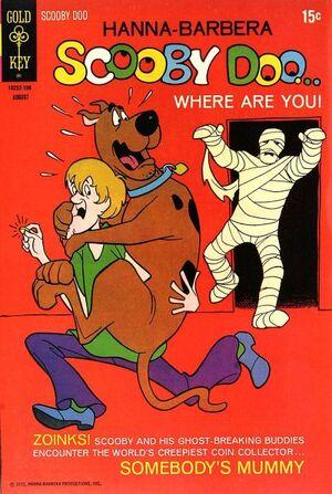 WAY 7 (Gold Key Comics) front cover