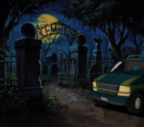 Cemetery (Scooby-Doo On Zombie Island)