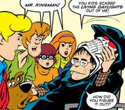 Steve Kingman unmasked