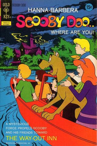 File:WAY 14 (Gold Key Comics) front cover.jpg