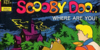 Scooby Doo... Where Are You! issue 14 (Gold Key Comics)