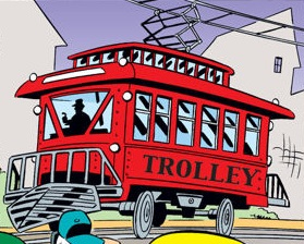 Trolley (Trolly Molly)