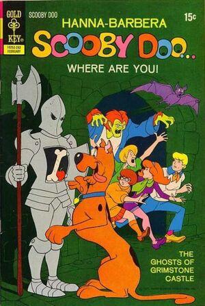 WAY 10 (Gold Key Comics) front cover