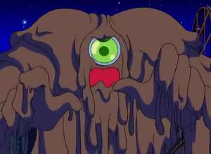 Tar Monster (Cyber Chase)