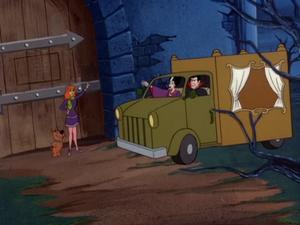 Dracula's van