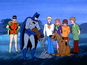 Bat-snacks