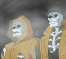 Dauntless skeleton crew