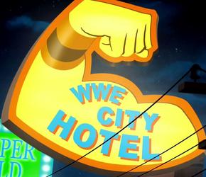 WWE City Hotel