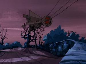 Spaceship (Spooky Space Kook)