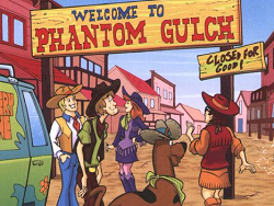 Phantom gulch