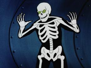 Sky Skeleton
