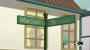 Maroon Avenue