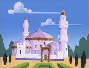Palace (Arabian Nights)
