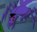Spider (Fright House of a Lighthouse)