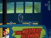 Mystery Machine's antenna
