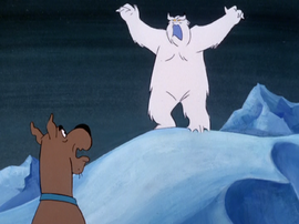 Scooby and the Snow Ghost