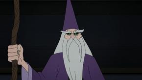 Sorcerer (Sorcerer Snacks Scare)