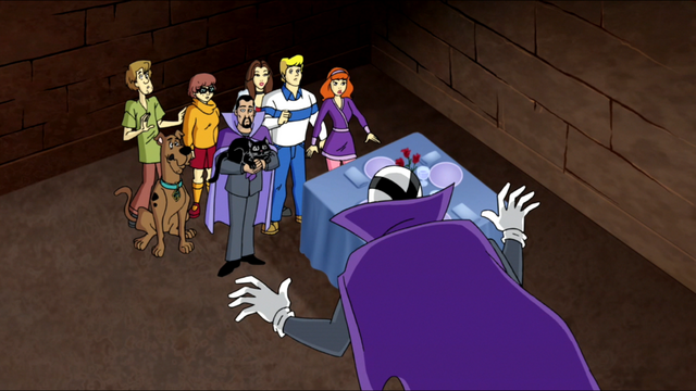 File:Ghost of Rufus Raucous appears to gang and co.png