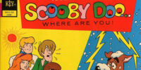 Scooby Doo... Where Are You! issue 12 (Gold Key Comics)
