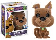 Scooby Funko Pop! (metallic)