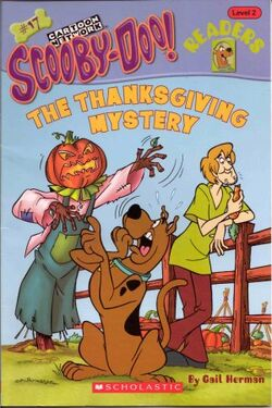 Thanksgiving Mystery book