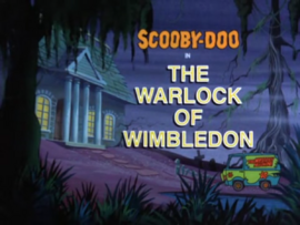 The Warlock of Wimbledon title card