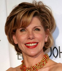 christine baranski weight height