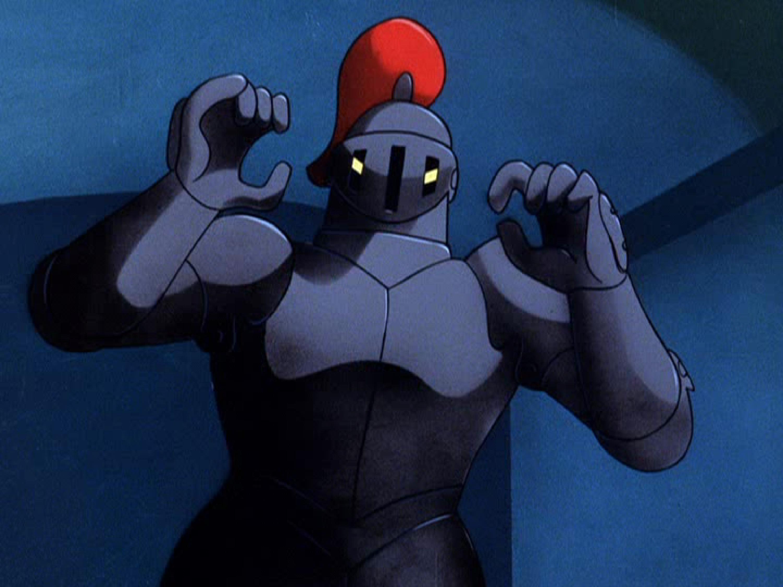 Resultado de imagem para black knight scooby doo