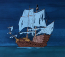 Ghost ship (Go Away Ghost Ship)