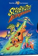 Alien Invaders DVD front cover