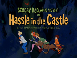 Hassle in the Castle title card