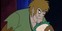 Shaggy Rogers (werewolf, Moonlight Madness)
