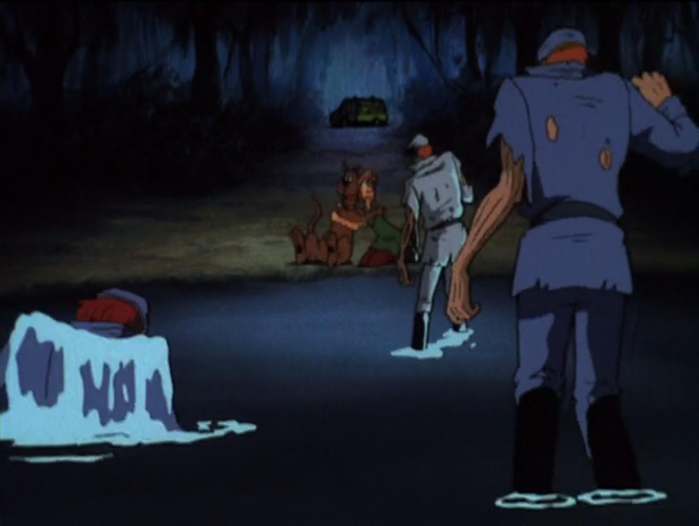 Scooby Doo On Zombie Island Scoobypedia Fandom Powered