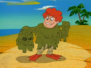 Red Herring is the Seaweed Monster