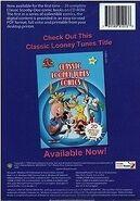 Classic Comics V1 back cover